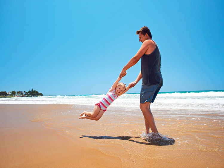 Bargara Beach Image by Tourism and Events Queensland
