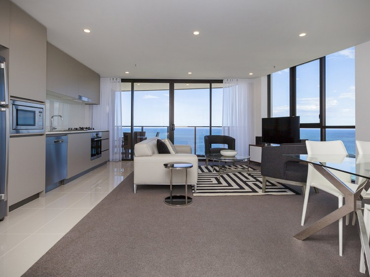 Two Bedroom Ocean View