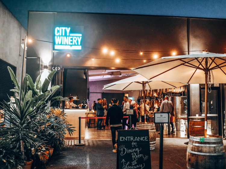 City Winery | Brisbane Cultural 2 Day Experience