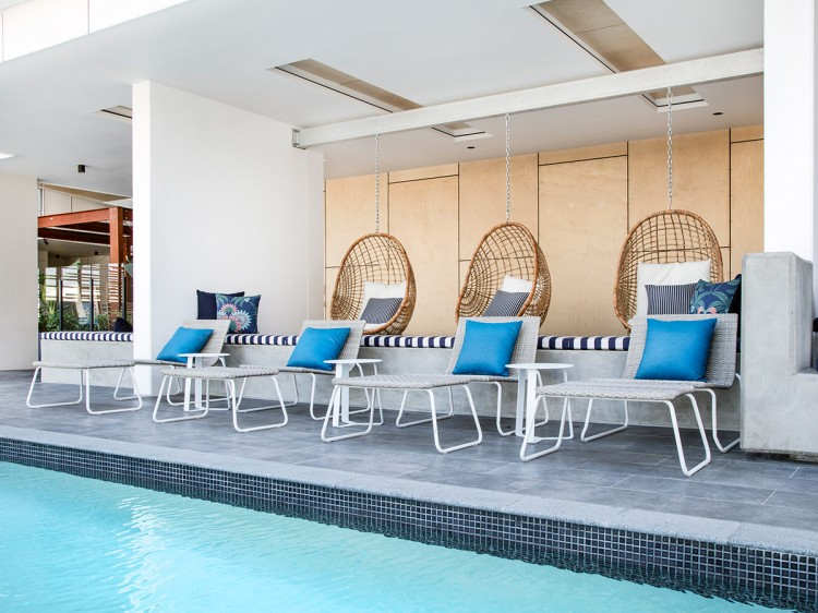 Poolside | Arise Ivy & Eve Apartments