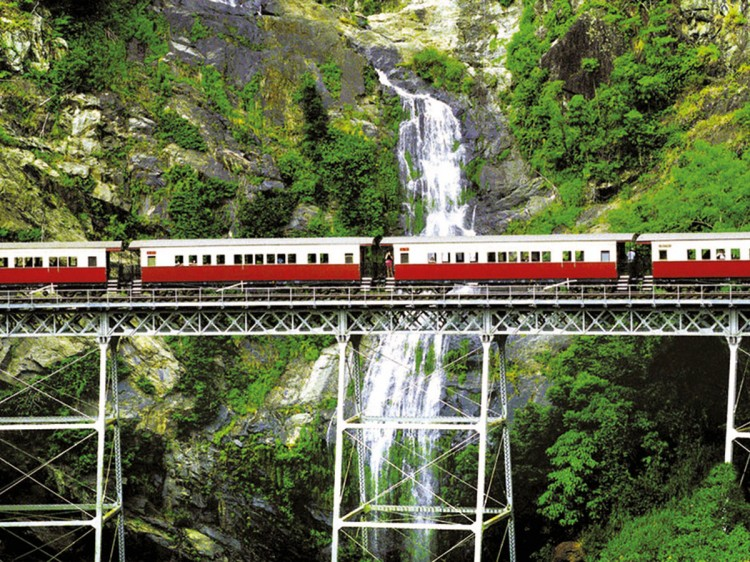 Kuranda Scenic Railway | Tropical Reef & Rainforest