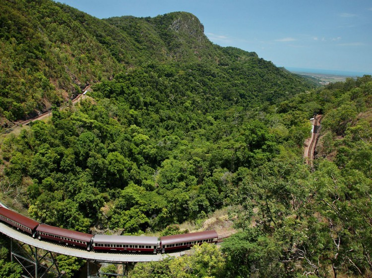 Kuranda Scenic Railway | Cairns & the Great Barrier Reef
