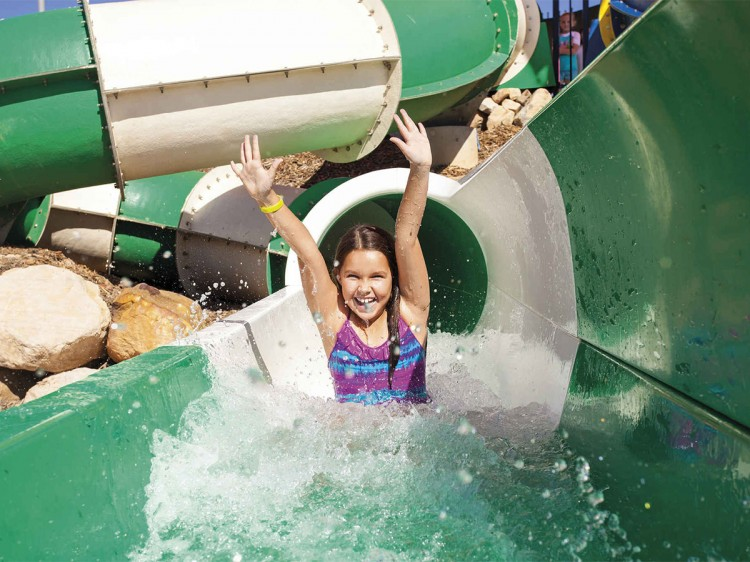 Slide | Gold Coast Family Stay & Play | Discover Queensland