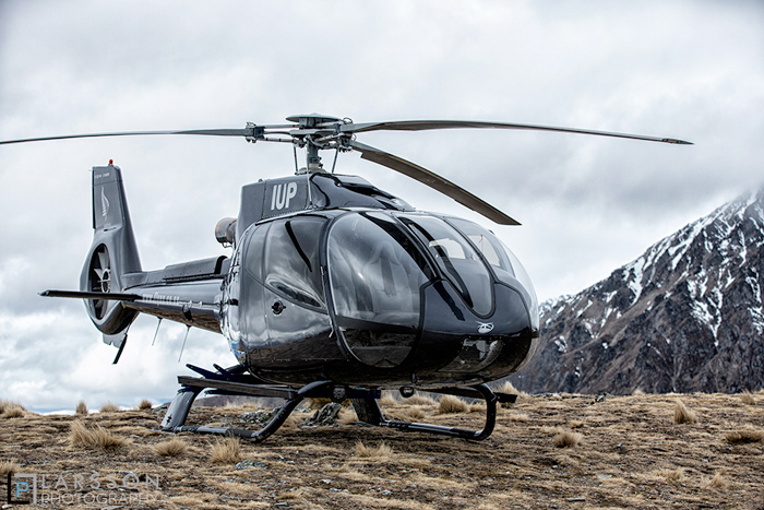 Over the Top - The Helicopter Co.