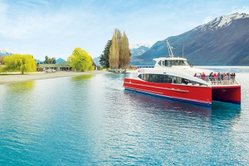 Spirit of Queenstown Scenic Cruise on the water - Queenstown Holidays