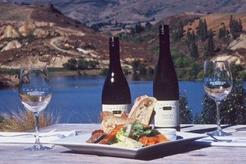 Carrick Winery Pinot Gris with a View - Queenstown Holidays